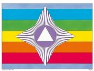 Symbol 42 - Flagets struktur - af Martinus