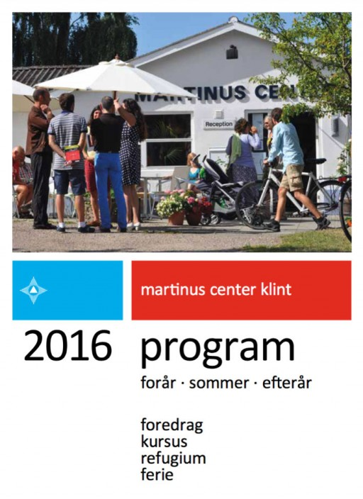 Martinus Center Klint Program 2016 i din elektroniske kalender