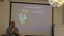 Julen och Kristusprincipen – Föredrag av Sören Grind