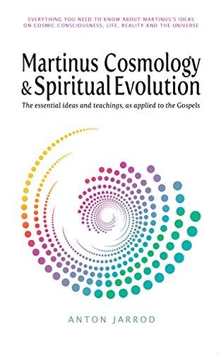 Anton Jarrod bog – Martinus Cosmology and Spiritual Evolution
