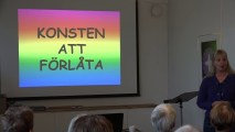Konsten att förlåta – Föredrag av Eva Gusmark