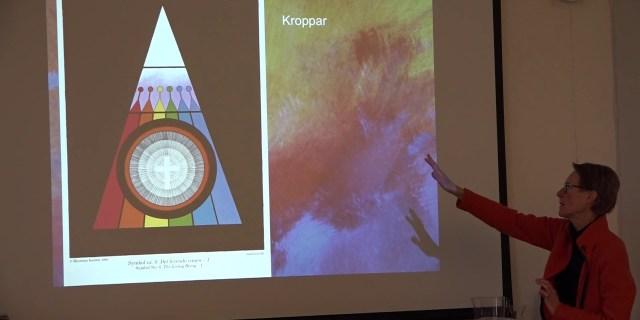 Tankevärlden – Föredrag av Anne Külper