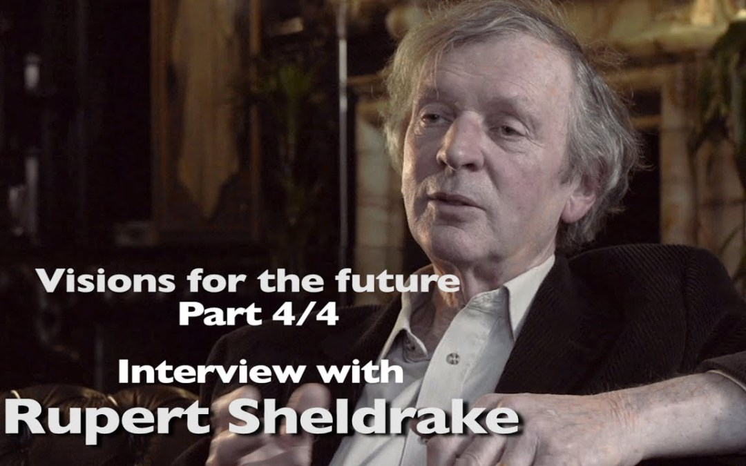 Visions for the future. Interview with Rupert Sheldrake – part 4/4 | KOSMOS MAGAZINE