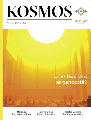 Ny udgave af Tidsskriftet Kosmos