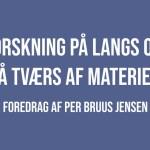 Foredrag om forskning af Per Bruus Jensen på youtube