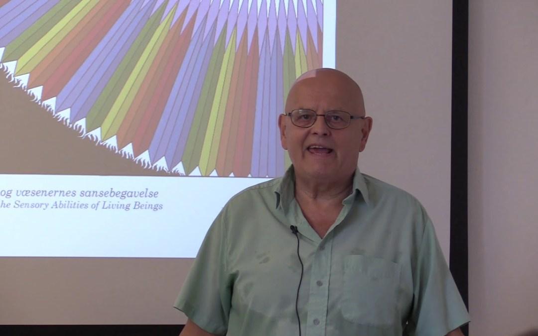 Vårt förhållande till främlingen och det okända – Föredrag av Olav Johansson