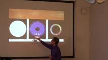 Jaget – den fasta punkten mitt i världsalltet. Föredrag av Anne Külper.