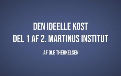 Den ideelle kost del 1 | Ole Therkelsen | Martinus Verdensbillede