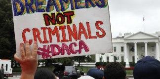 Donald Trump DACA y Dreamers