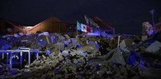 Una nota sobre desastres y sufrimientos