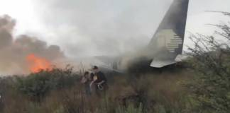 Accidente de Aeroméxico