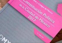 Constitución de la CDMX