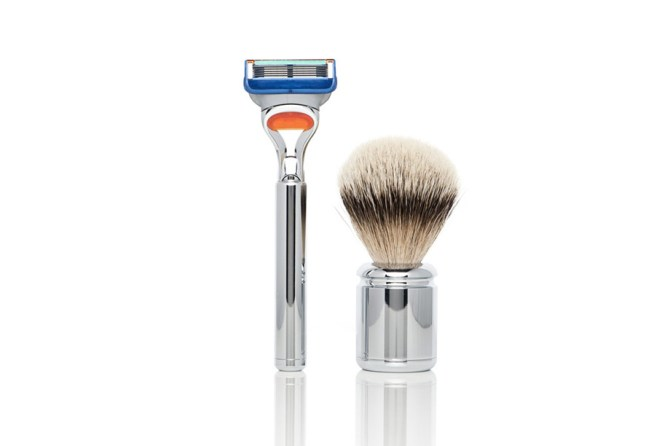 Twinluxe Shaving set