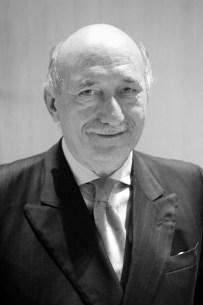 Panerai CEO Mr Angelo Bonati