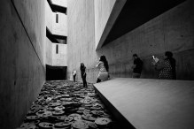 Jewish Museum Berlin - The Memory Void