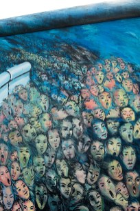 East Side Gallery - The Wall