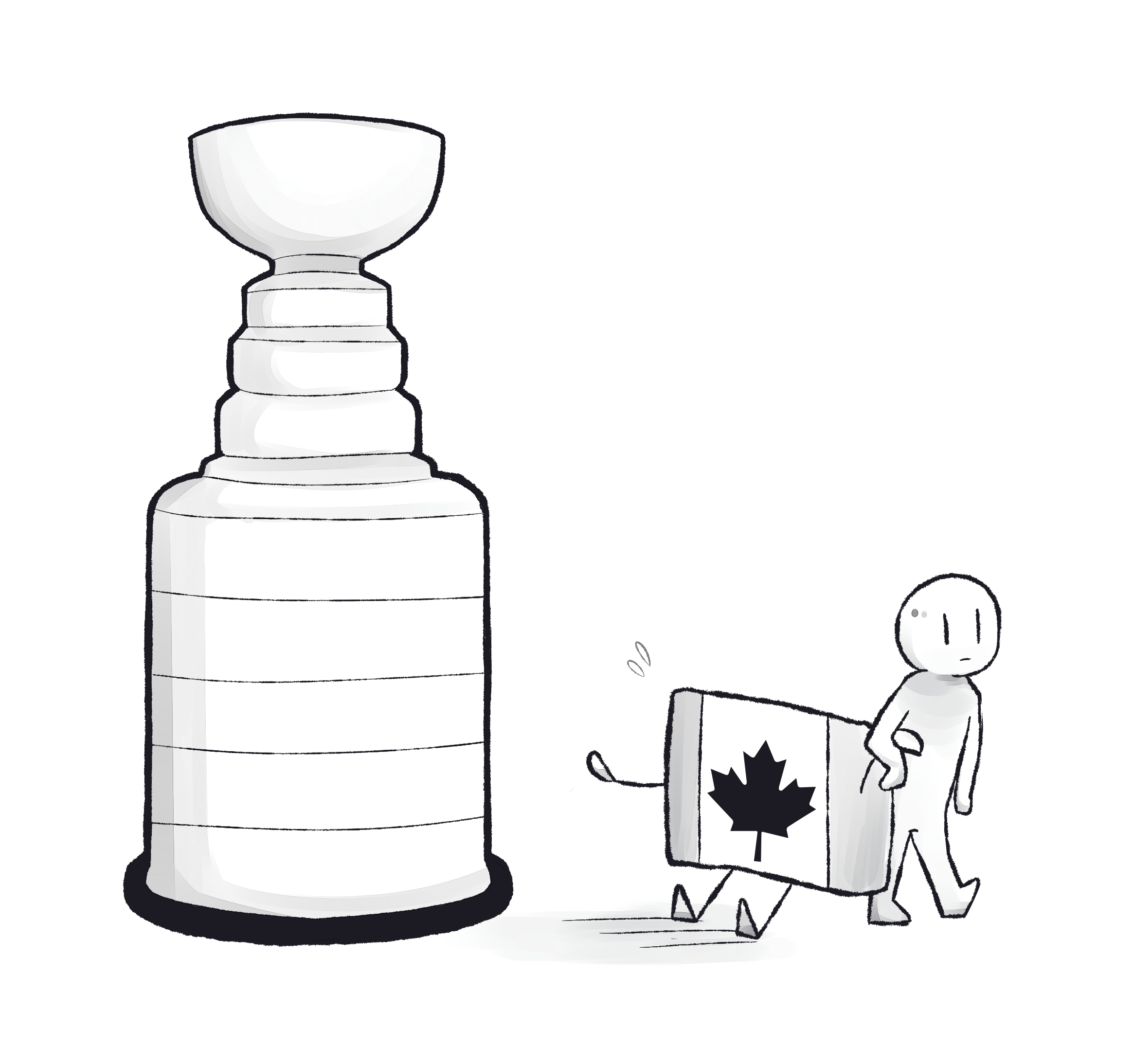 No, Canada: What's happened to Canada's game?
