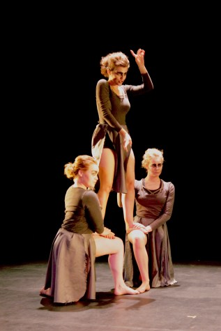The Wyrd Sisters runs for three more nights at Victoria Fringe Festival. Photos by Kate Loomer.