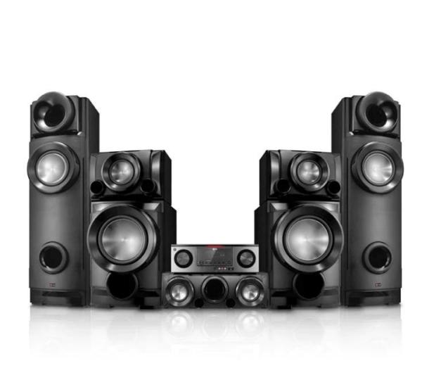 LG AUD 8500 ARX – HOME THEATRE SYSTEM