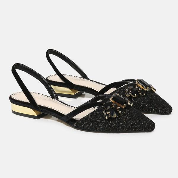 Zara Low Sandals size 40