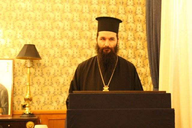 Biroul Antieretic al Sfintei Mitropolii a Pireului: Contribuție pe tema întreruperii pomenirii
