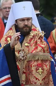 Mitropolitul Ilarion Alfeev: Inacceptabilă nu este oprirea comuniunii euharistice ci legiferarea schismei