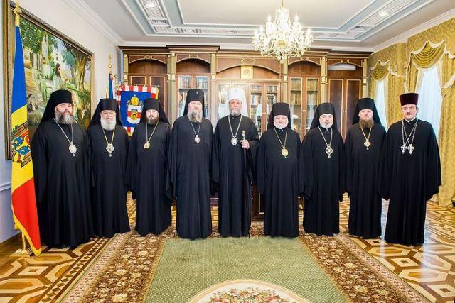 Biserica Ortodoxă a Moldovei condamnă amestecul patriarhului Bartolomeu în teritoriul canonic al Bisericii Ortodoxe Ucrainene