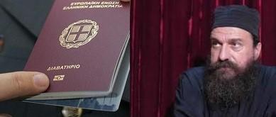 """Monahul Sava recunoaște că """"a avut"""" pașaport cu cip, afirmă indirect că """"s-a lepădat în scris de Hristos"""""""