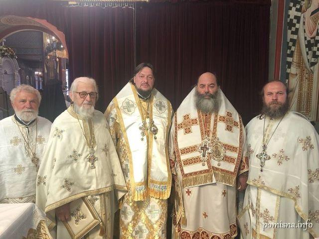 Ierarhi greci au coslujit cu schismatici ucrainieni la Salonic
