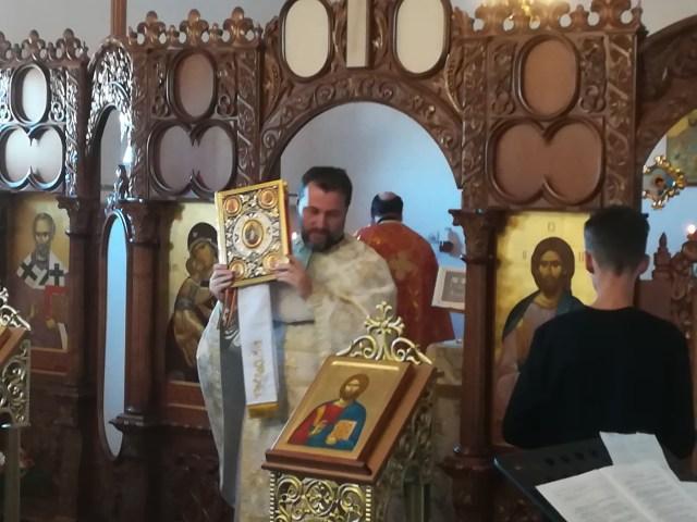 Părintele Cosmin Tripon, Predică la Duminica fiului risipitor