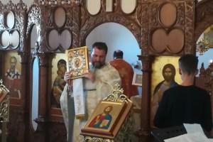 Predica Părintelui Cosmin Tripon la Duminica Tomei
