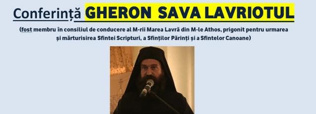 Întrebare pentru monahul Sava: Cum vă prigonește Patriarhia Română pentru activitatea desfășurată în jurisdicția sa?