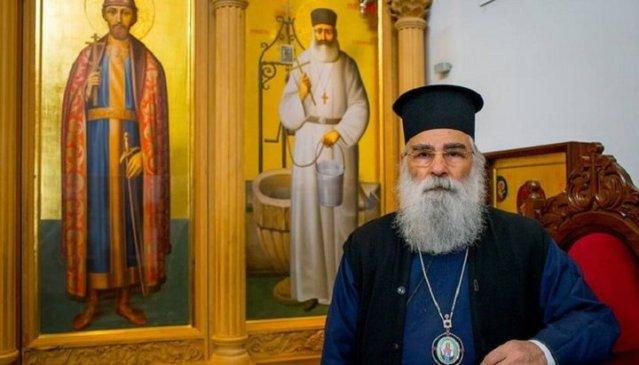 """Exarhul Sfântului Mormânt, mitropolitul Timotei : """"Îmbracă-te în chitonul smereniei și acceptă chemarea Patriarhului"""""""
