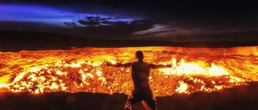 Lumea arde!