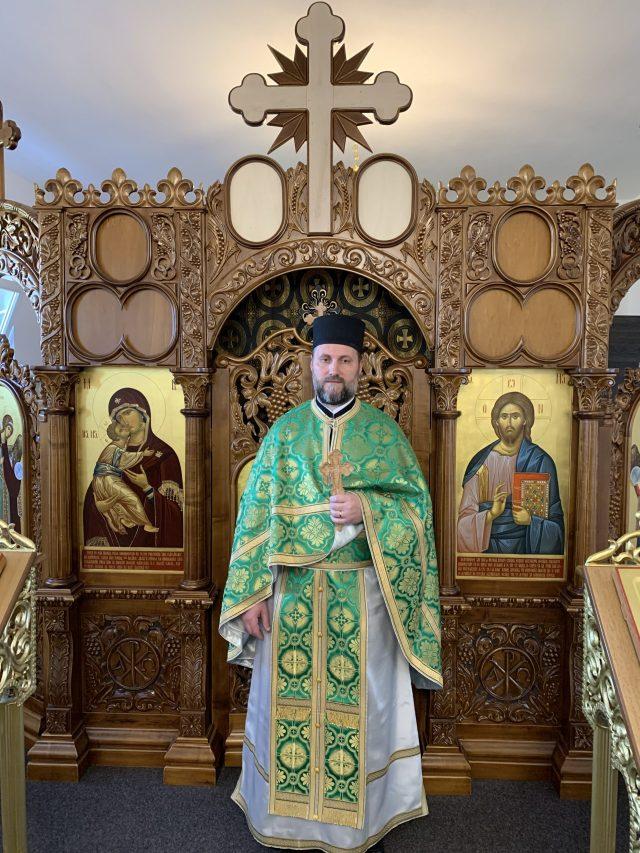 Părintele Cosmin Tripon: Predică la Duminica potolirii furtunii pe mare