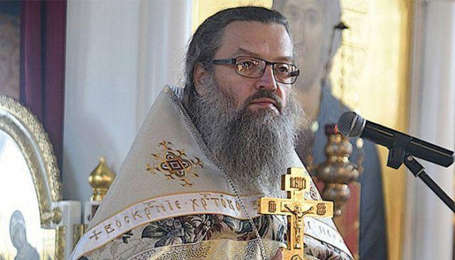 Mitropolitul Luca de Zaporozhye se ridică împotriva paradei homosexuale