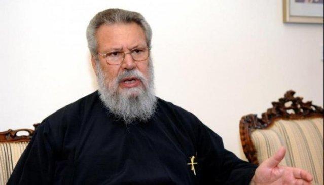 """Primatul  Bisericii Ortodoxe a Ciprului declară că poziția sa fața de BOaU schismatică  """"va sluji Ortodoxiei"""""""
