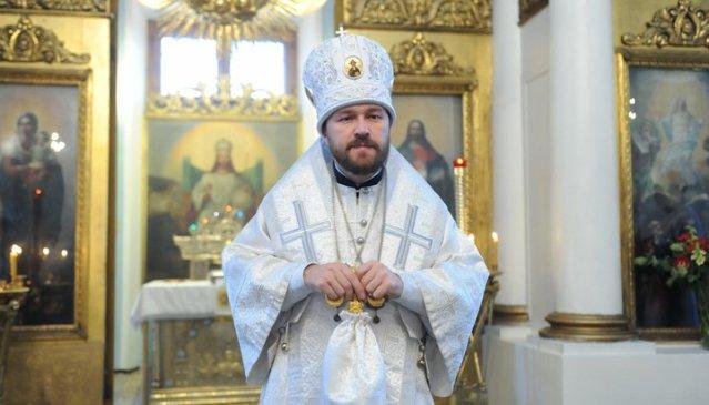 Biserica rusă ar putea rupe comuniunea euharistică cu arhiepiscopul cipriot Hrisostom