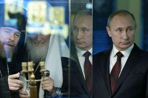 """Neoserghianism covidian"" promovat public de un mitropolit rus"