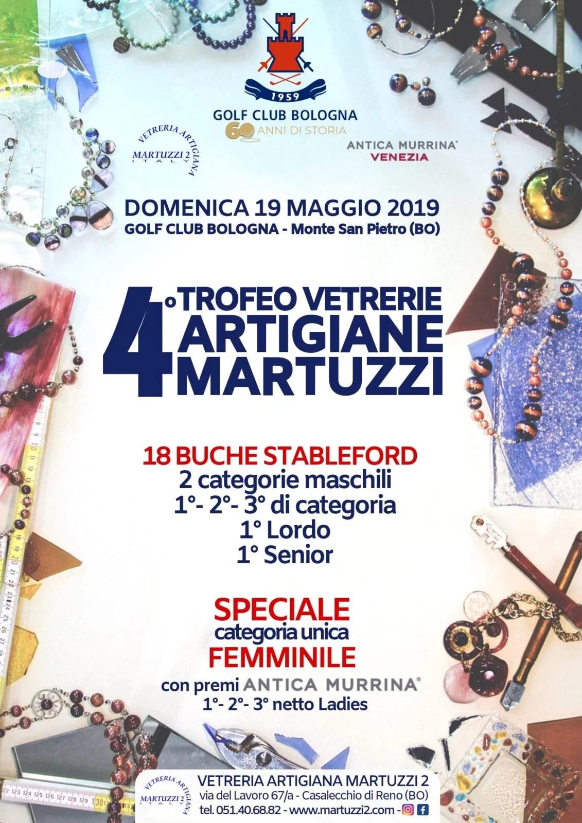 4° Trofeo Vetrerie Artigiane Martuzzi