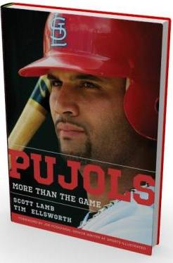 Pujols More Than The Game Cover