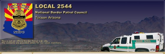 Local 2544 National Border Patrol Council