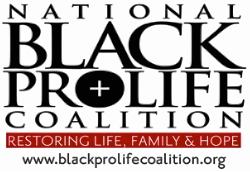 Black prolife coalition logo