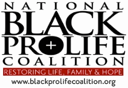 Black prolife coalition logo