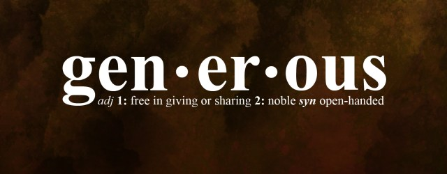 generous image the generous soul