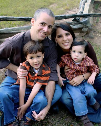 Jay Sanders family