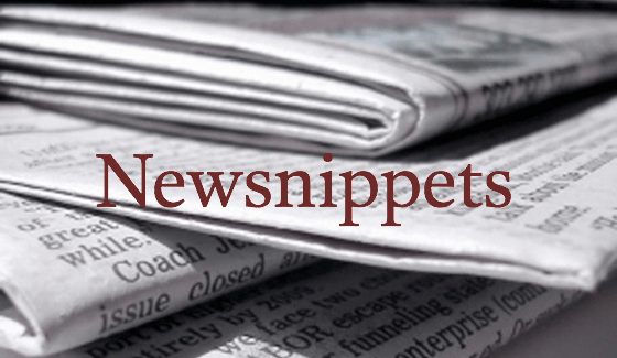 newspaper newsnippets articles