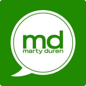 marty duren martyduren.com logo