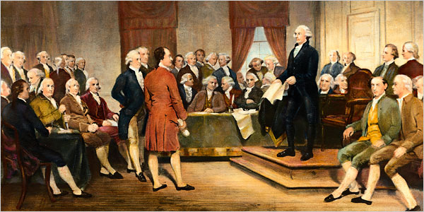 founding fathers constitutional convention