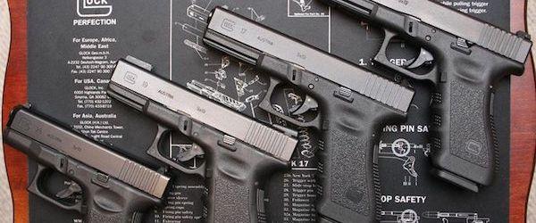 guns handguns firearms Glock